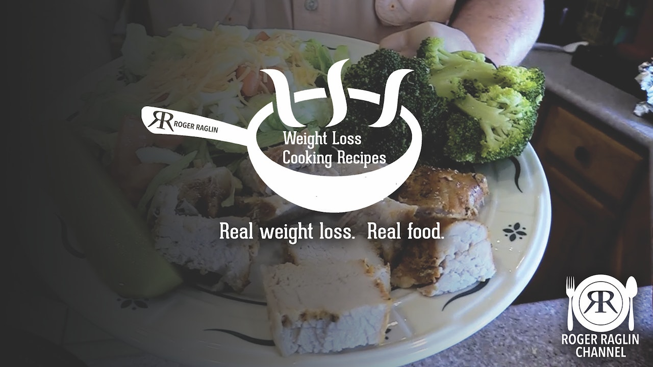 Weight Loss Cooking Recipes PDF's (CLICK HERE)