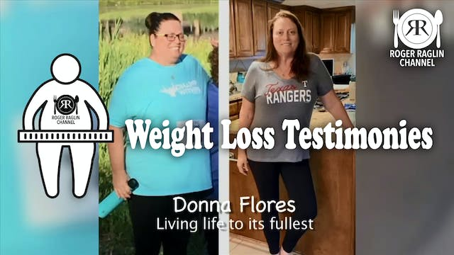 Donna Flores, Living Life to the Fullest