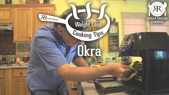 Okra • Weight Loss Cooking Tips