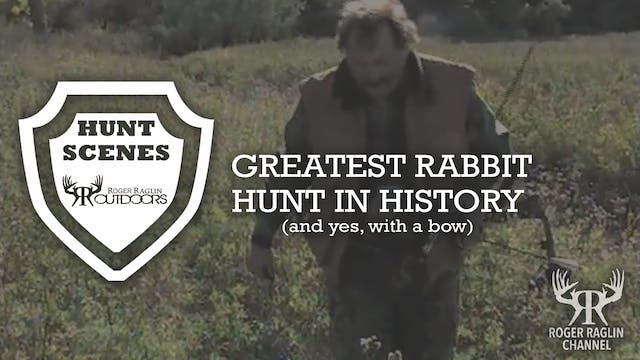 Greatest Rabbit Hunt in History • Hun...