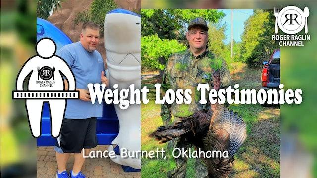 Lance Burnett, Oklahoma