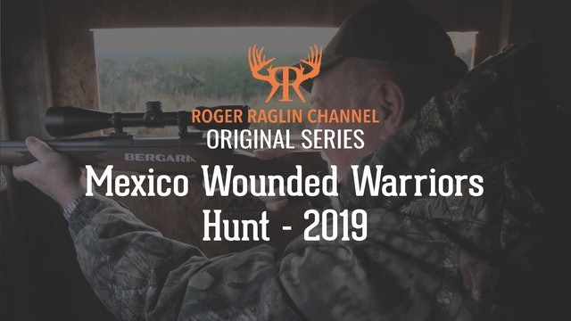Mexico Wounded Warriors Hunt • 2019