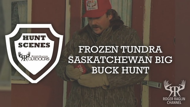 Frozen Tundra Saskatchewan • Hunt Scenes