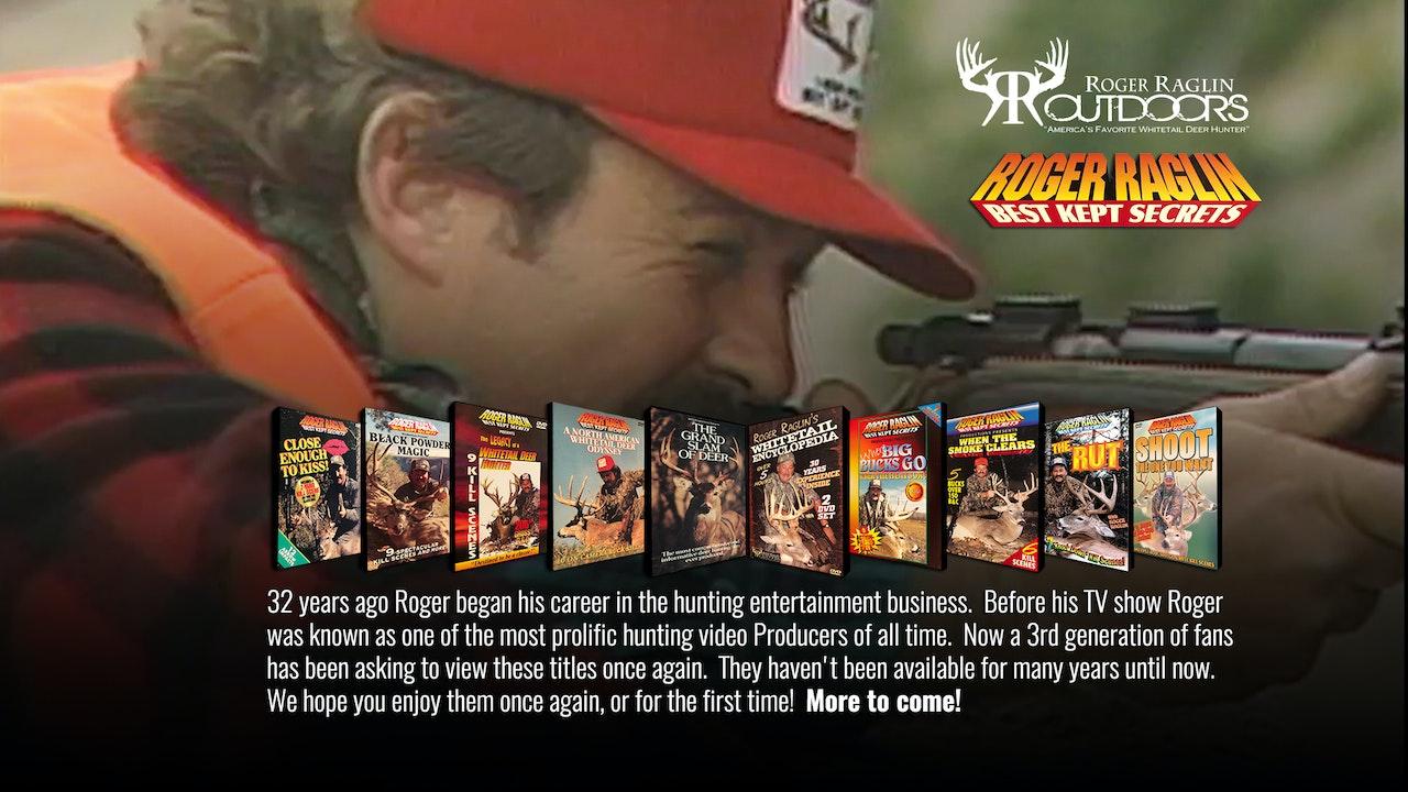 Vintage Roger VHS/DVD's