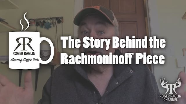 The Story Behind the Rachmaninoff Pie...