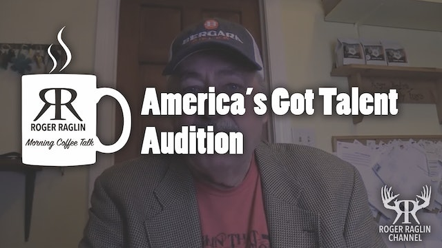 America's Got Talent Audition • Morning Coffee