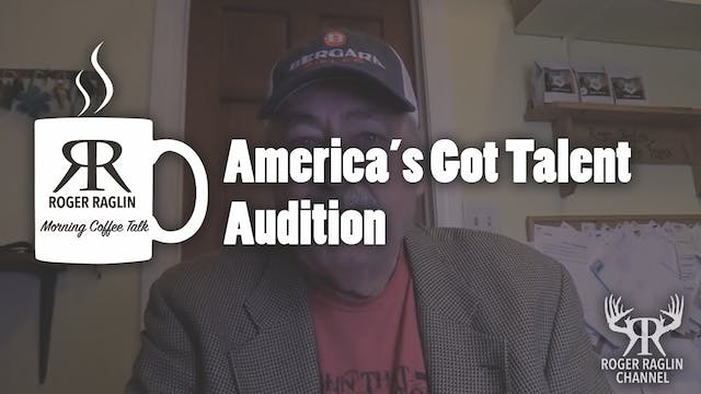 America's Got Talent Audition • Morni...