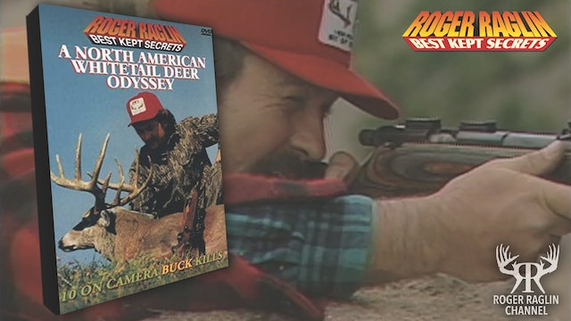 A North American Whitetail Deer Odyssey • Vintage VHS/DVD's