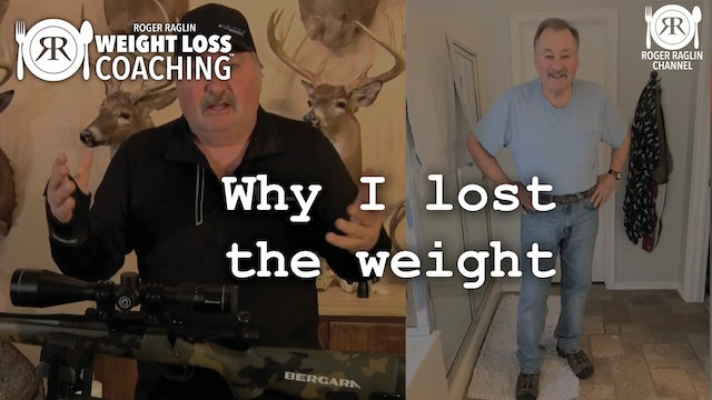 14. Why I lost the weight • Weight Loss Coaching