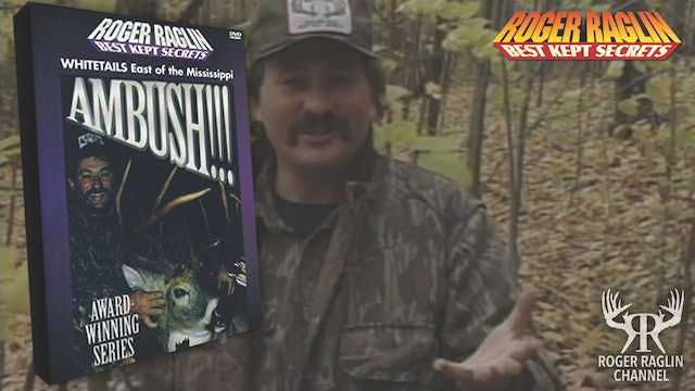 Whitetails East of the Mississippi:  Ambush!!! • Vintage VHS/DVD's