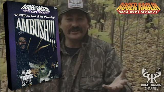 Whitetails East of the Mississippi:  Ambush!!! • Vintage VHS/DVD's