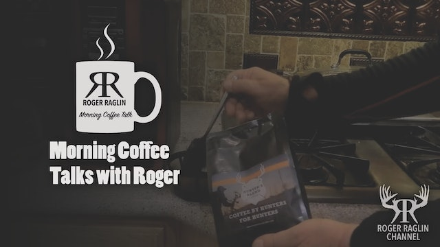 Roger's Morning Coffee