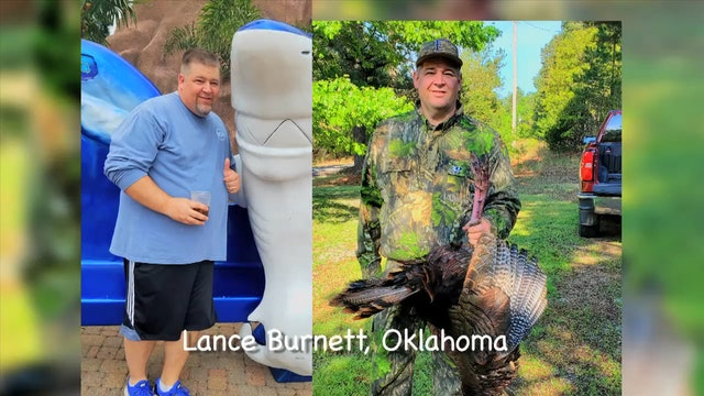 Lance Burnett, Oklahoma*