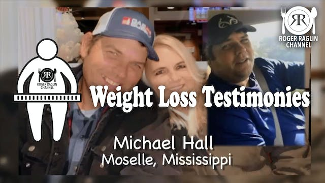 Michael Hall, Moselle, MS