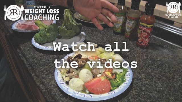 15. Watch all the videos • Weight Los...