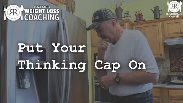 35. Put Your Thinking Cap On • Weight...