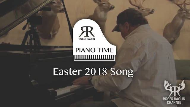 2018 Easter Song • Piano Time