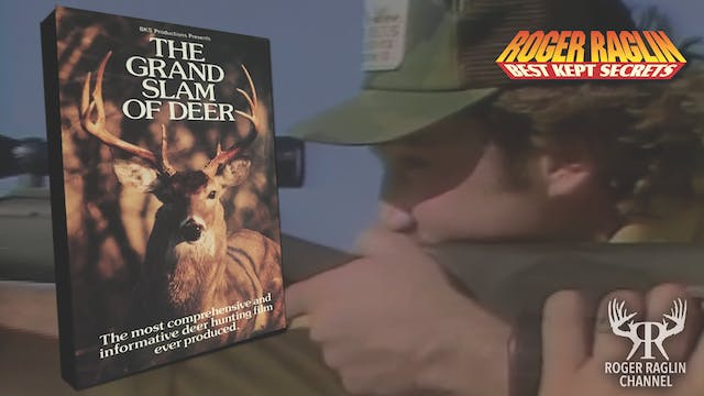 The Grand Slam of Deer • Vintage VHS/...
