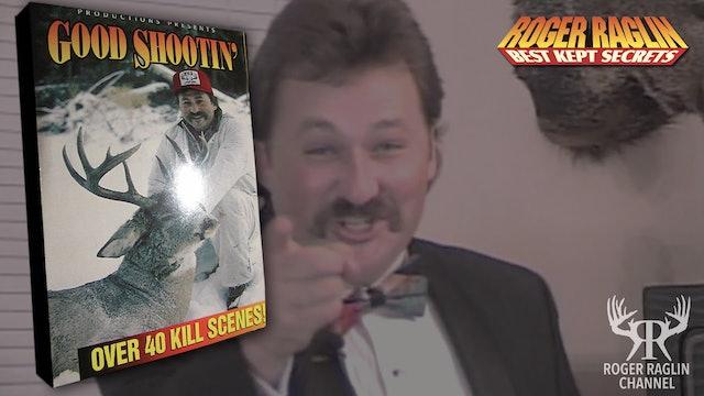 Good Shootin' • Vintage VHS/DVD's