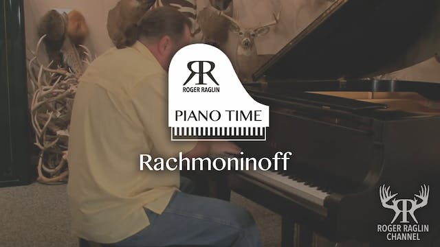 Rachmaninoff • Piano Time