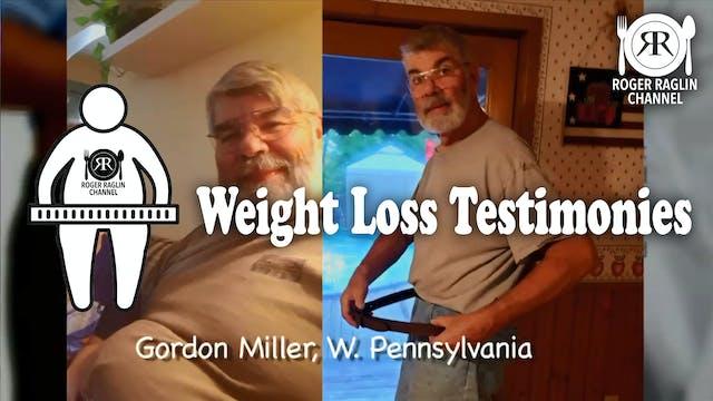 Gordon Miller, Western Pennsylvania
