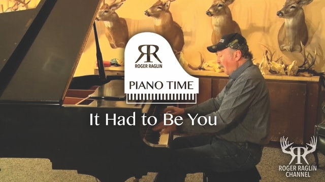 It Had to Be You • Piano Time