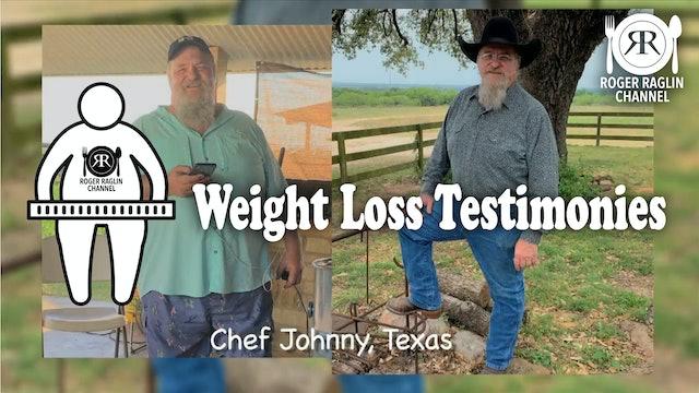 Chef Johnny Stewart, Texas