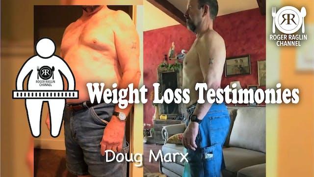 Doug Marx, A New Man!