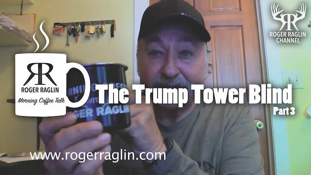 The Trump Tower Blind Part 3 • Mornin...