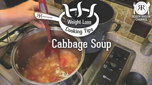 Cabbage Soup • Weight Loss Cooking Tips