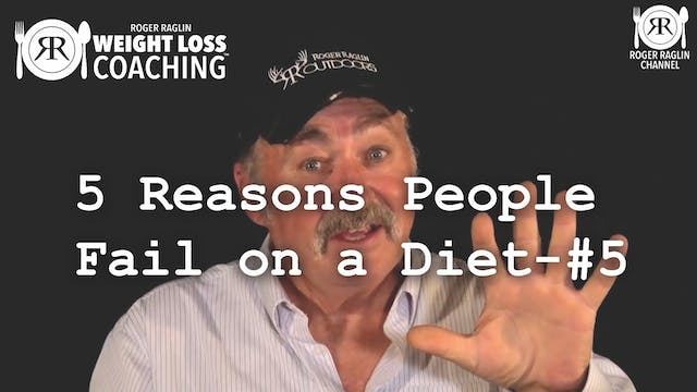 5 Reasons People Fail on a Diet Plan ...