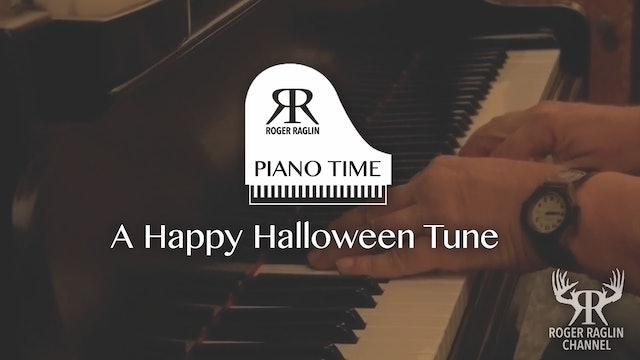 A Happy Halloween Tune • Piano TIme