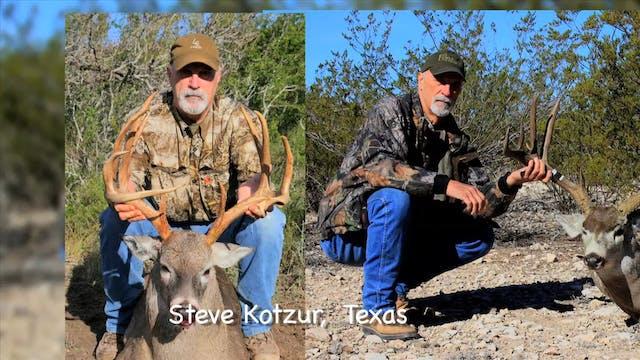 Steve Kotzur, Texas*