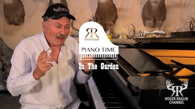In The Garden • Piano Time