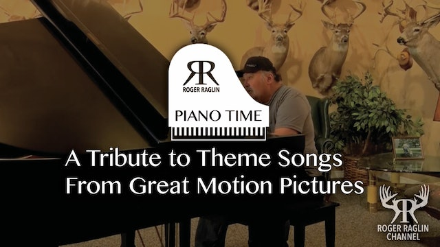 Tribute to Classic Movie Theme Songs • Piano Time