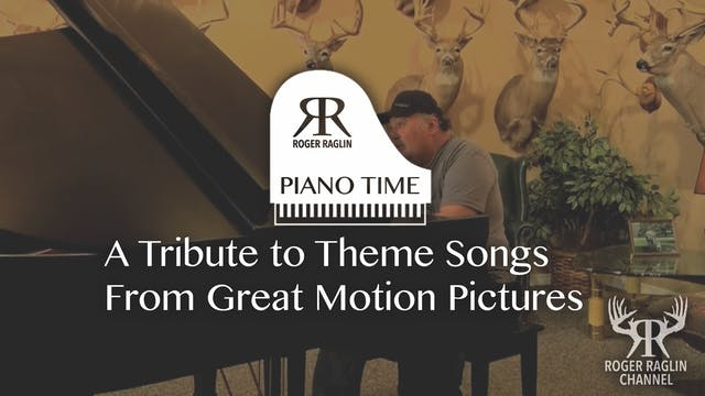 Tribute to Classic Movie Theme Songs ...