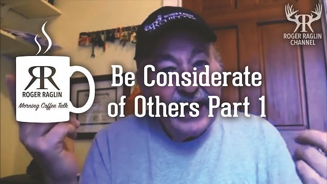 Be Considerate of Others Part 1 • Mor...
