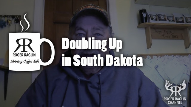 Doubling Up in South Dakota • Morning Coffee