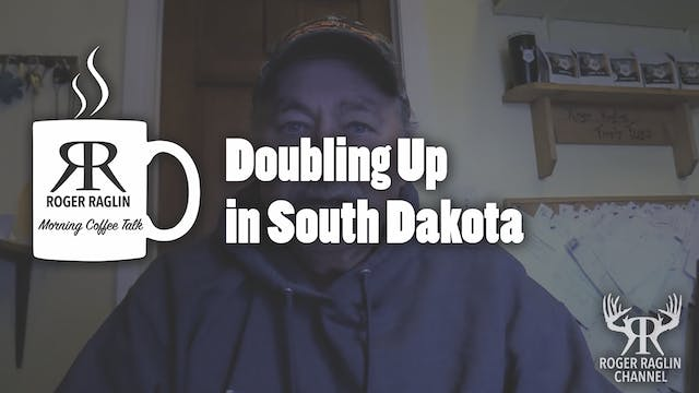 Doubling Up in South Dakota • Morning...
