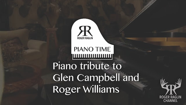 Piano tribute to Campbell and Williams • Piano Time