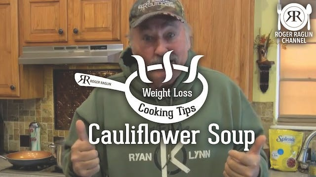 Cauliflower Soup - Weight Loss Cookin...