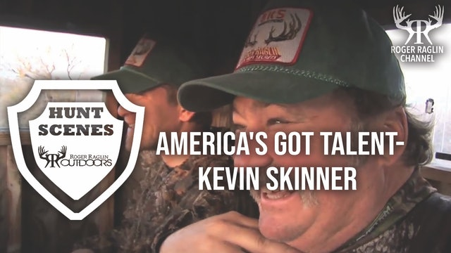 Kevin Skinner, America's Got Talent Winner • Hunt Scenes