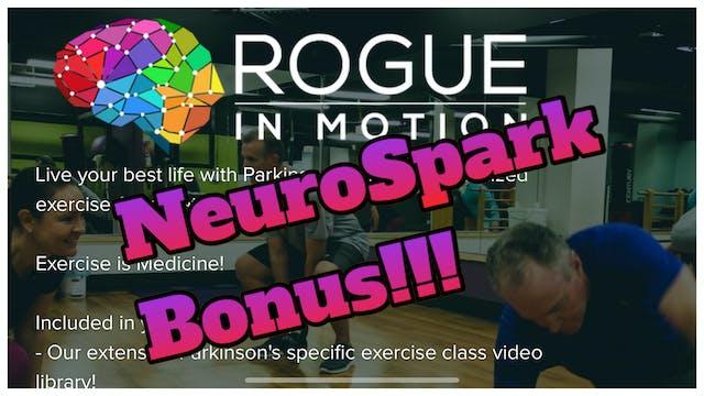 NeuroSpark January 2021 Bonus!!