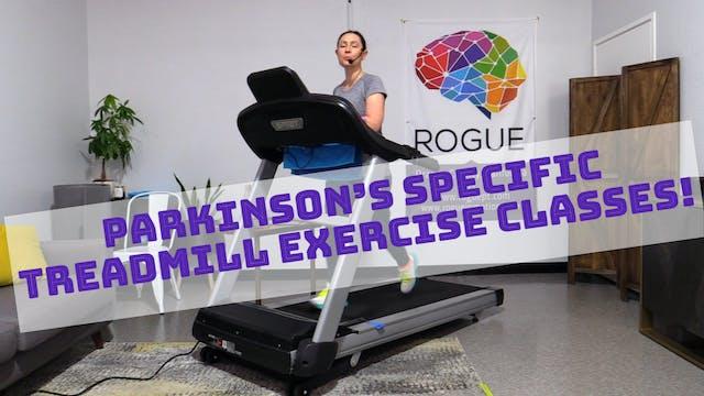 2021 Treadmill Cardio Classes