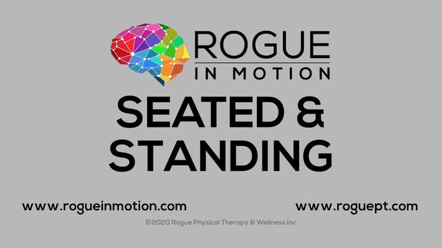 10-19-20 Seated and Standing