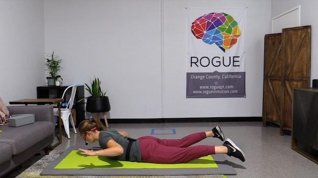 Advanced Posture Routine