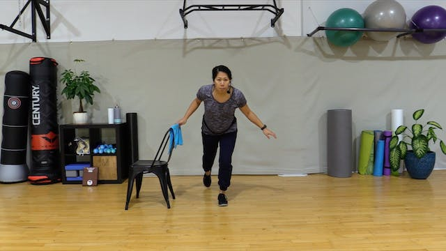 11-10-20 PWR Moves - TightRope Tuesdays! (Balance Focus)