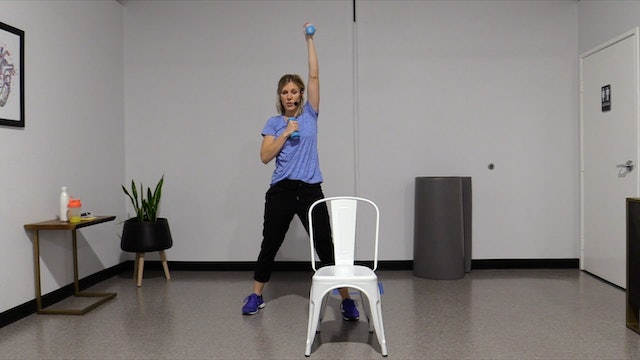 3-3-21 PWR! Moves + Strength