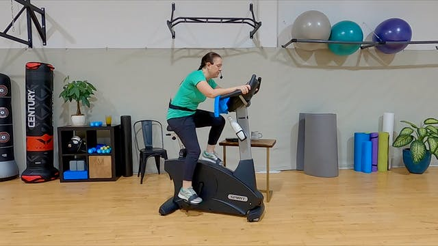 8-31-20 Cardio -- 40 Minutes with Int...