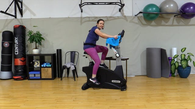 11-9-20 Cardio -- 40 Minutes with Int...